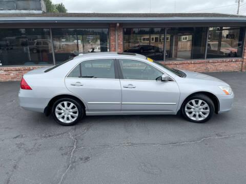 2006 Honda Accord for sale at Westside Motors in Mount Vernon WA