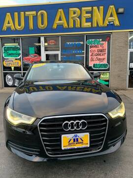 2013 Audi A6 for sale at Auto Arena in Fairfield OH