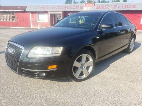 2008 Audi A6 for sale at GA Auto IMPORTS  LLC in Buford GA