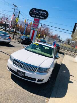2007 Lincoln MKZ for sale at i3Motors in Baltimore MD