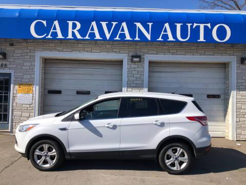2014 Ford Escape for sale at Caravan Auto in Cranston RI