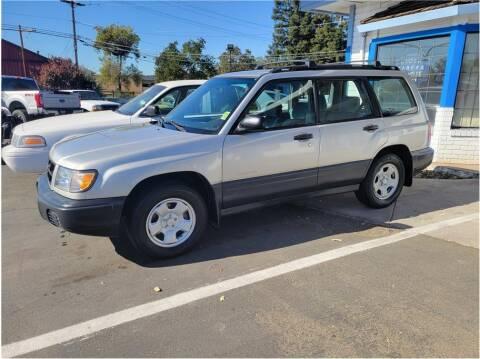 1999 Subaru Forester for sale at ASB Auto Wholesale in Sacramento CA