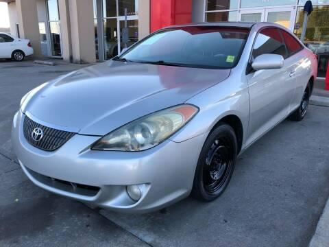 2004 Toyota Camry Solara for sale at Thumbs Up Motors in Warner Robins GA