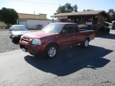 2004 Nissan Frontier for sale at Manzanita Car Sales in Gridley CA