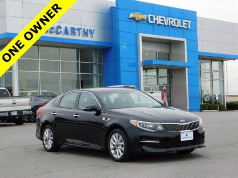 2018 Kia Optima for sale at Mr. KC Cars - McCarthy Hyundai in Blue Springs MO
