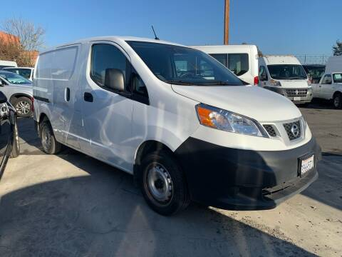 2014 Nissan NV200 for sale at Best Buy Quality Cars in Bellflower CA