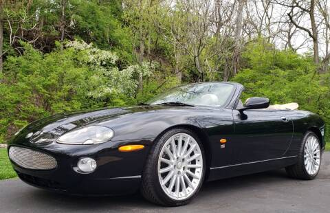 2005 Jaguar XKR for sale at The Motor Collection in Columbus OH