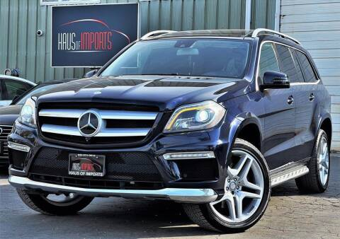 2015 Mercedes-Benz GL-Class for sale at Haus of Imports in Lemont IL