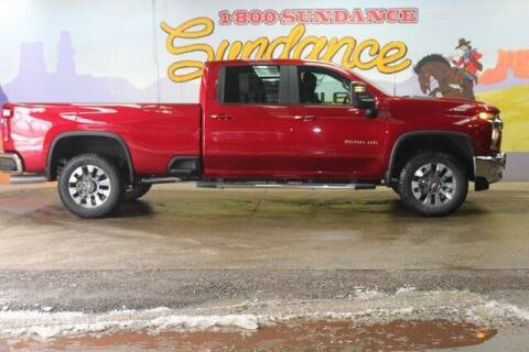 2021 Chevrolet Silverado 2500HD for sale at Sundance Chevrolet in Grand Ledge MI