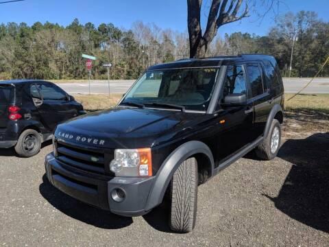 2006 Land Rover LR3 for sale at Ebert Auto Sales in Valdosta GA