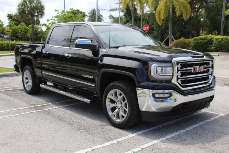 2017 GMC Sierra 1500 for sale at Truck and Van Outlet in Miami FL