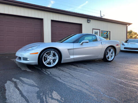 2008 Chevrolet Corvette for sale at Ryans Auto Sales in Muncie IN