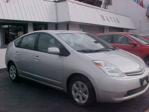 2005 Toyota Prius for sale at Bates Auto & Truck Center in Zanesville OH