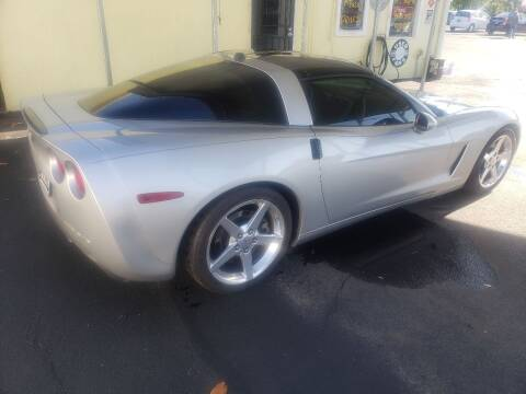 2005 Chevrolet Corvette for sale at ANYTHING ON WHEELS INC in Deland FL