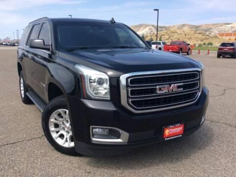 2017 GMC Yukon for sale at Rocky Mountain Commercial Trucks in Casper WY
