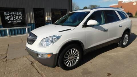 2009 Buick Enclave for sale at Mid Kansas Auto Sales in Pratt KS