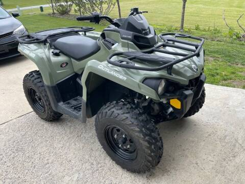 2017 Can-Am OUTLANDER 450 for sale at Best Motor Auto Sales in Perry OH