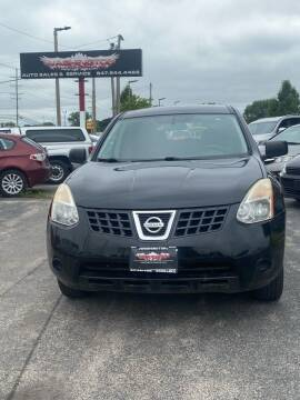 2008 Nissan Rogue for sale at Washington Auto Group in Waukegan IL