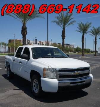 2010 Chevrolet Silverado 1500 for sale at Motomaxcycles.com in Mesa AZ