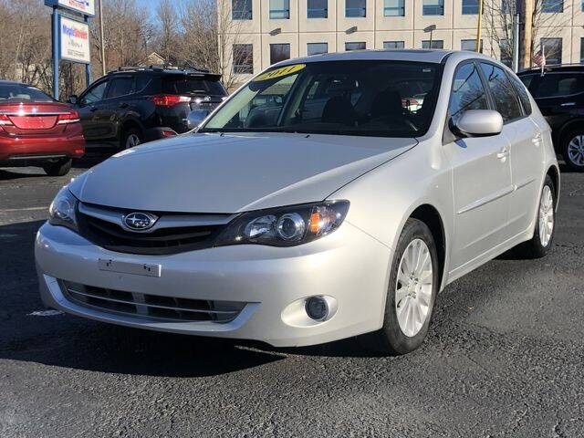 2011 Subaru Impreza for sale at All Star Auto  Cycle in Marlborough MA
