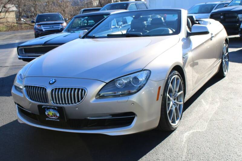2012 BMW 6 Series for sale at Great Lakes Classic Cars & Detail Shop in Hilton NY
