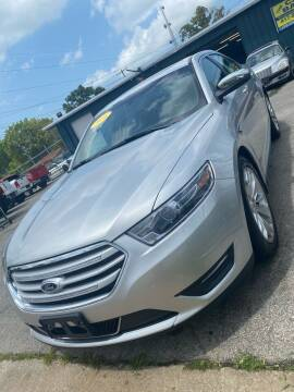 2016 Ford Taurus for sale at Car Barn of Springfield in Springfield MO