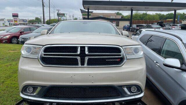 2014 Dodge Durango for sale at Auto Limits in Irving TX