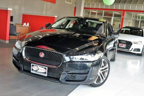 2017 Jaguar XE for sale at Quality Auto Center of Springfield in Springfield NJ