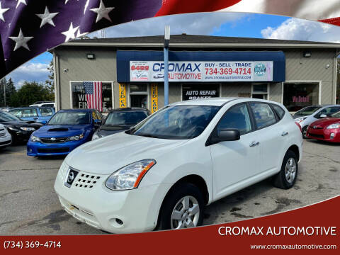 2010 Nissan Rogue for sale at Cromax Automotive in Ann Arbor MI