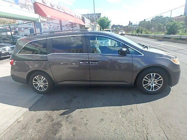 2011 Honda Odyssey EX-L 4dr Mini-Van w/DVD - Bronx NY