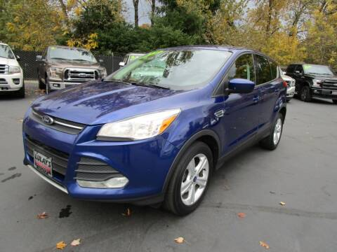 2014 Ford Escape for sale at LULAY'S CAR CONNECTION in Salem OR