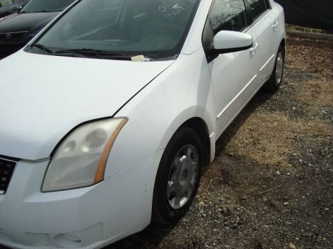 2008 Nissan Sentra for sale at Branch Avenue Auto Auction in Clinton MD