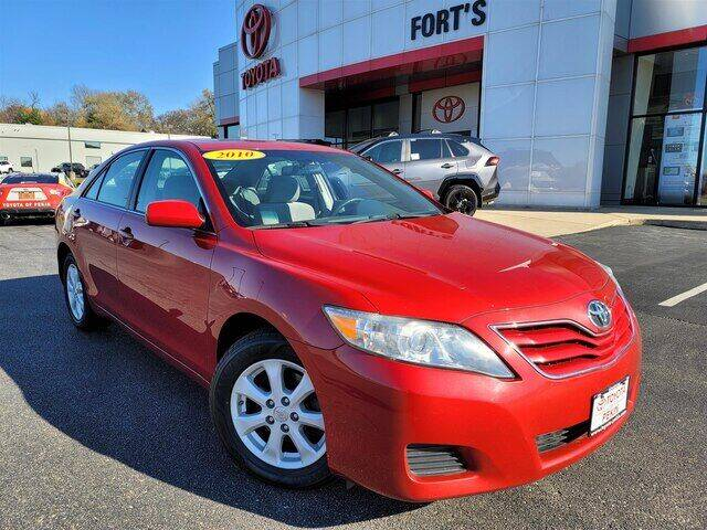 2010 Toyota Camry for sale at Auto Smart of Pekin in Pekin IL