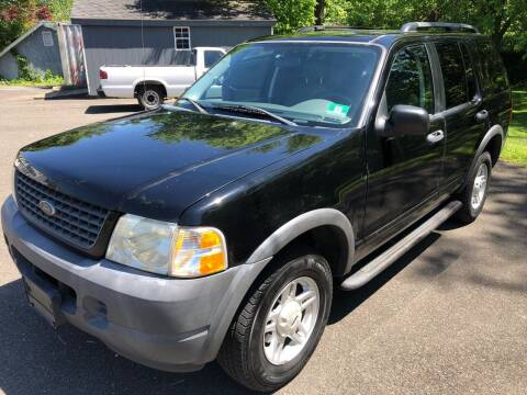 2003 Ford Explorer for sale at Perfect Choice Auto in Trenton NJ