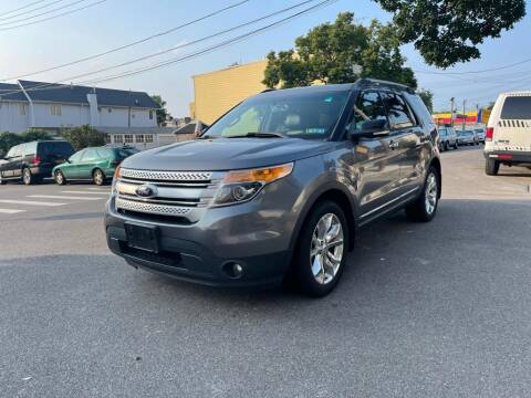 2014 Ford Explorer for sale at Kapos Auto, Inc. in Ridgewood NY