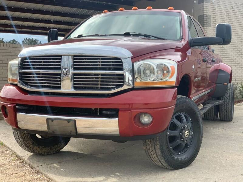 2006 Dodge Ram Pickup 3500 for sale at Quality Auto of Collins in Collins MS