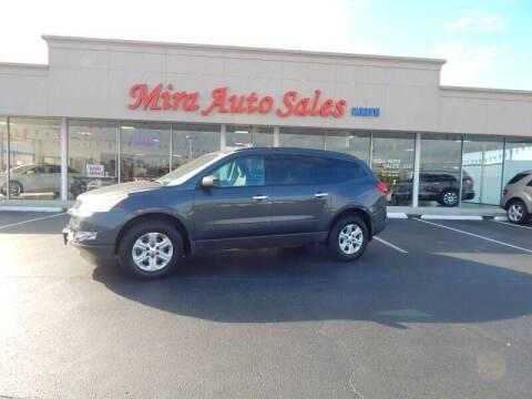 2011 Chevrolet Traverse for sale at MIRA AUTO SALES in Cincinnati OH