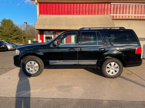 2008 Lincoln Navigator for sale at JWP Auto Sales,LLC in Maple Shade NJ