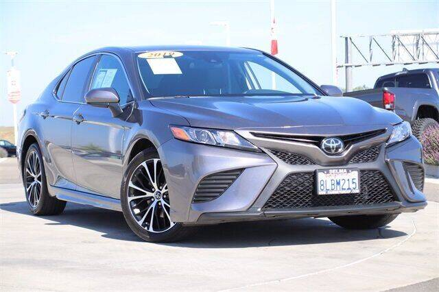 2019 Toyota Camry for sale in Selma, CA