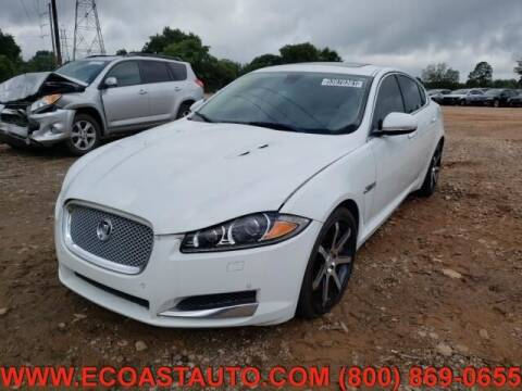 2012 Jaguar XF for sale at East Coast Auto Source Inc. in Bedford VA