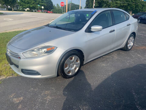 2013 Dodge Dart for sale at GENE AND TONYS DEMOTTE AUTO SALES in Demotte IN