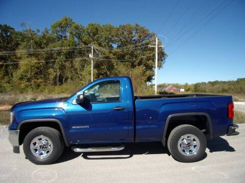 2018 GMC Sierra 1500 for sale at ABC Auto Sales in Rogersville MO