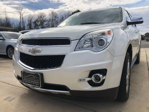 2015 Chevrolet Equinox for sale at A&C Auto Sales in Moody AL