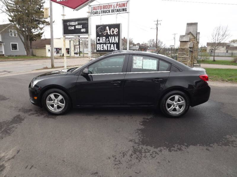 2012 Chevrolet Cruze for sale at The Auto Exchange in Stevens Point WI