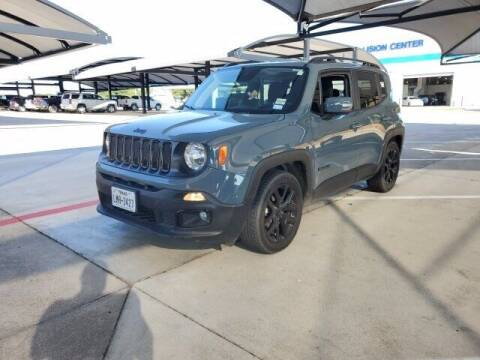 2018 Jeep Renegade for sale at Jerry's Buick GMC in Weatherford TX