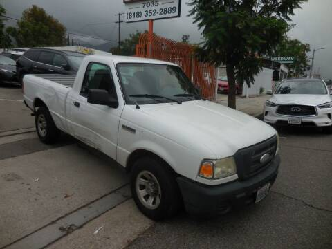 2008 Ford Ranger for sale at ARAX AUTO SALES in Tujunga CA