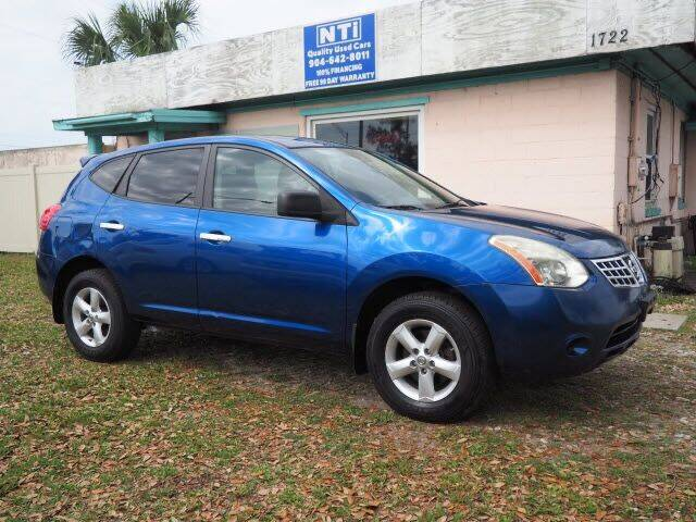 2010 Nissan Rogue for sale at NETWORK TRANSPORTATION INC in Jacksonville FL