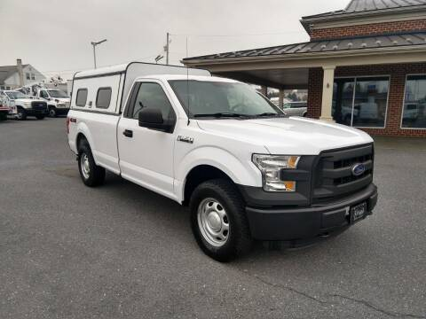 2016 Ford F-150 for sale at Nye Motor Company in Manheim PA