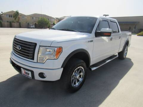2012 Ford F-150 for sale at 2Win Auto Sales Inc in Oakdale CA