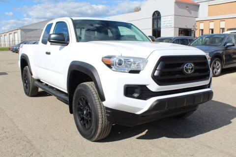 2020 Toyota Tacoma for sale at SHAFER AUTO GROUP in Columbus OH
